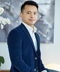 Kendrick Nguyen headshot