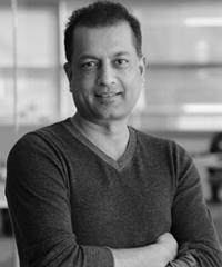 Paresh Ghelani headshot