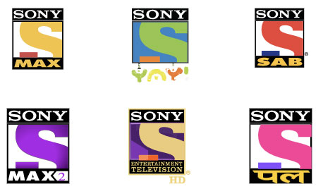 Sony set logo
